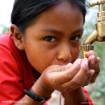 Image for the Tweet beginning: El agua es un derecho,