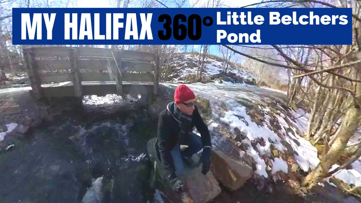Check out this week's #360Video! we are back out filming #MyHalifax360 and we are so #pumped! watch the #video right here {https://youtu.be/Q_tBMZJGon0 } we so happy to be out #Exploring this cute park in #Halifax! @NarcityCanada @familyfunyhz @TwitCoast @hfxnovascotia
