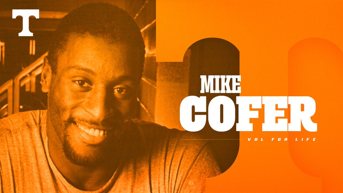 We are mourning the loss of #VFL and 1982 team captain, Mike Cofer.   Our thoughts and prayers are with the Cofer family.