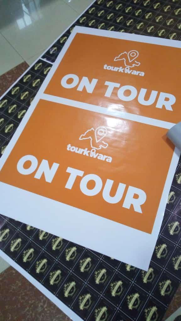 Finally we go explore the world with our amazing fellow tourist.  #tourkwara #tour #tourist
