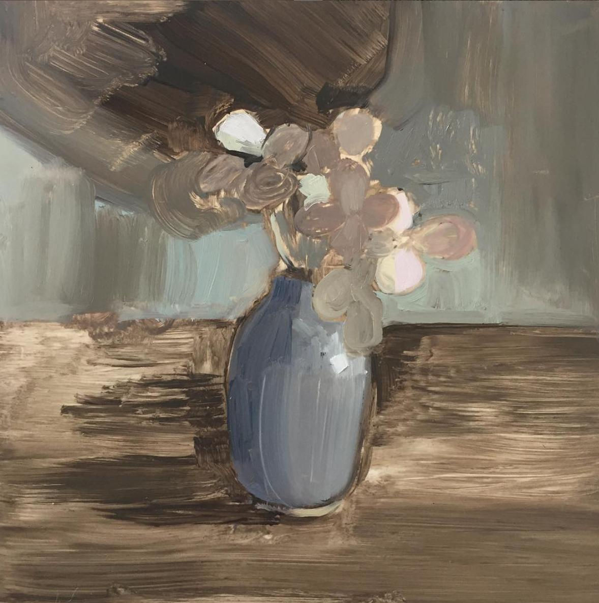 Put &quot;Drawing a #garden of #flowers with a #localartist &quot; on your TO-DO LIST tomorrow, 2:30-3:30pm #saturdayfunday  MEET #artist Briana Corr-Scott and see her amazing new show ON NOW. Here&#39;s another #uplifting #oilpainting from the show!<br>http://pic.twitter.com/ir9mwXD8Gz