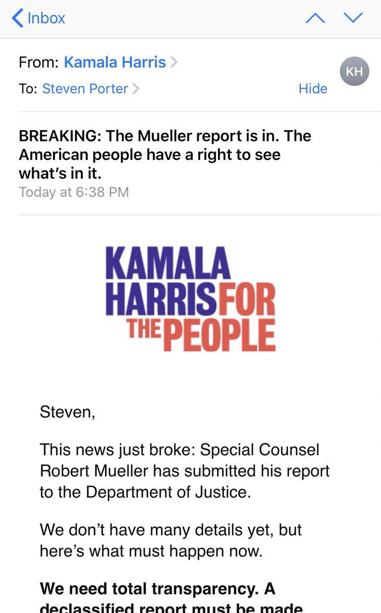 @jmartNYT So is Kamala Harris:
