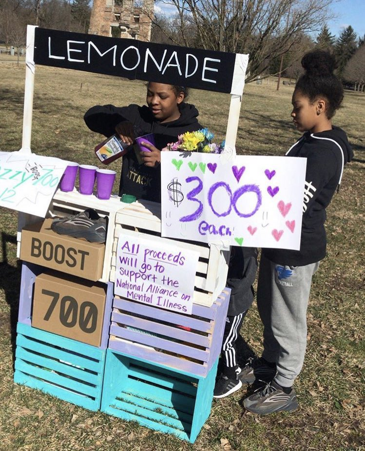 5d14c9d725c0a Kanye West and Adidas start Yeezy Lemonade Stands