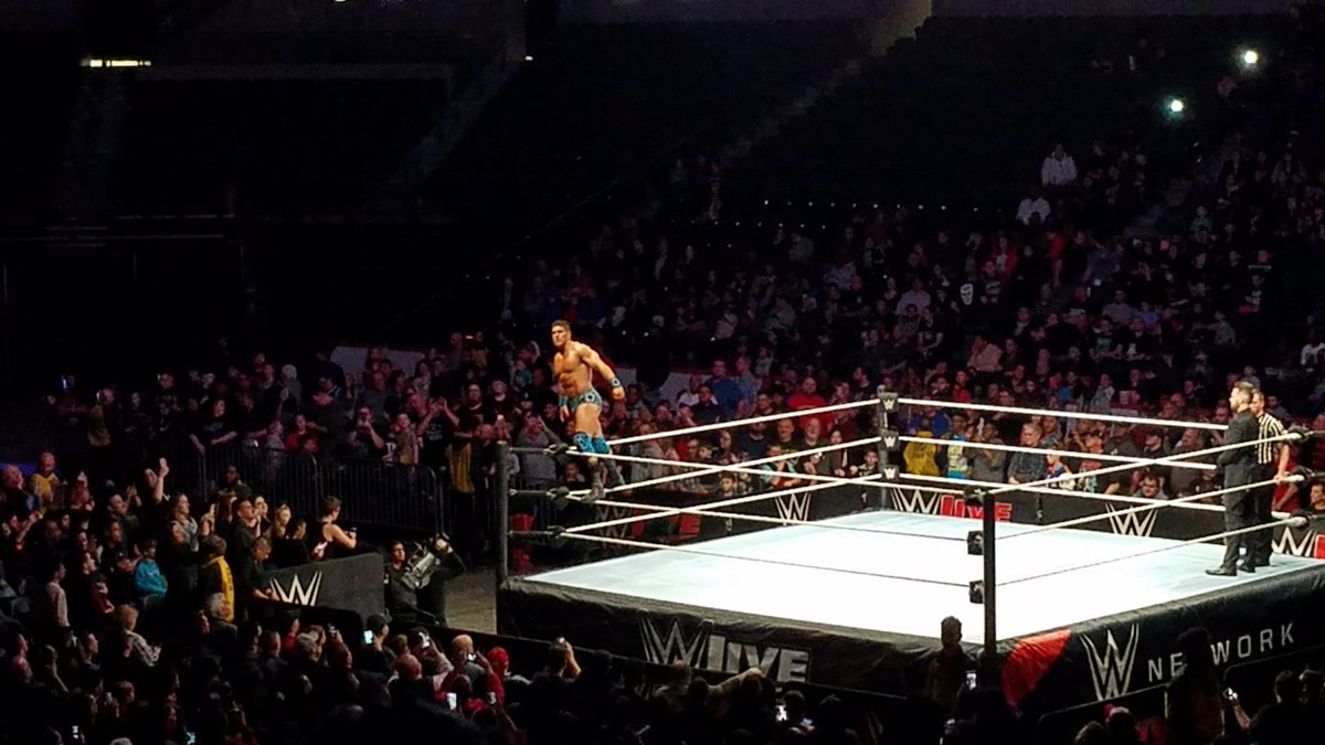 WWE Live Event Results From Trenton (3/22): No DQ Main Event, A Moment Of Bliss, The Revival, More