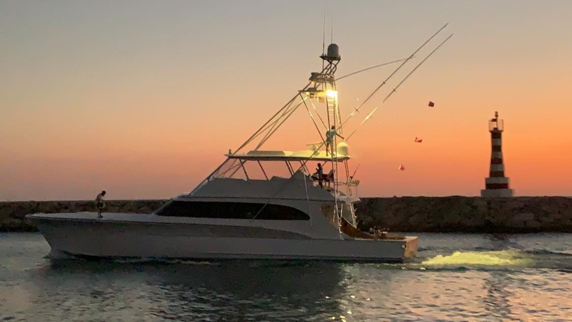 Casa de Campo, DR - Mama Who went 3-4 on Blue Marlin.