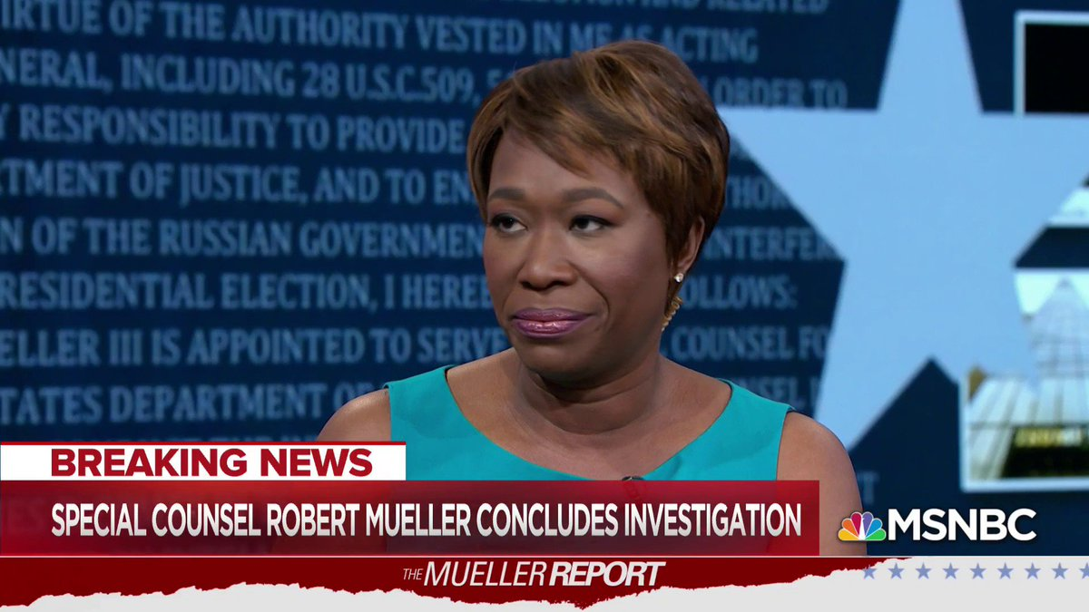 """The idea that a President of the United States would willingly take the help of a hostile foreign power to get himself elected ... that should be enough for the Republcians on impeachment."" @JoyAnnReid on #Hardball"