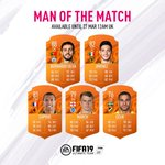 Image for the Tweet beginning: New #MOTM live now!