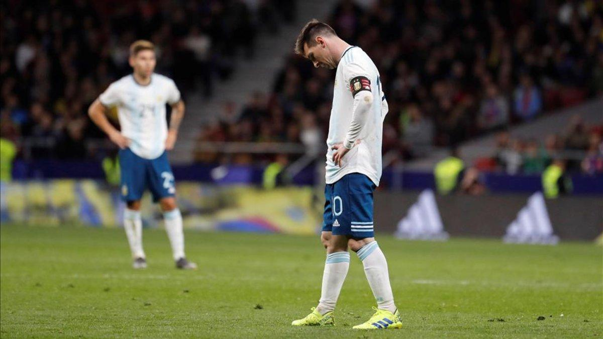 El Barça confirma la lesión de Messi http://bit.ly/2WlgC75