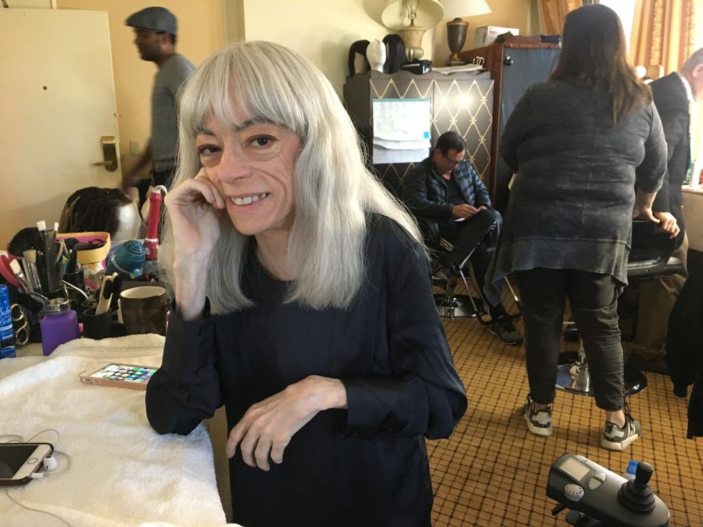 Liz Carr On Twitter It S Been 16 Months Since I Auditioned For The Oa Part Ii So I M Ridiculously Excited To Be Watching It Netflix Today To Be Part Of The Beautiful Enigma