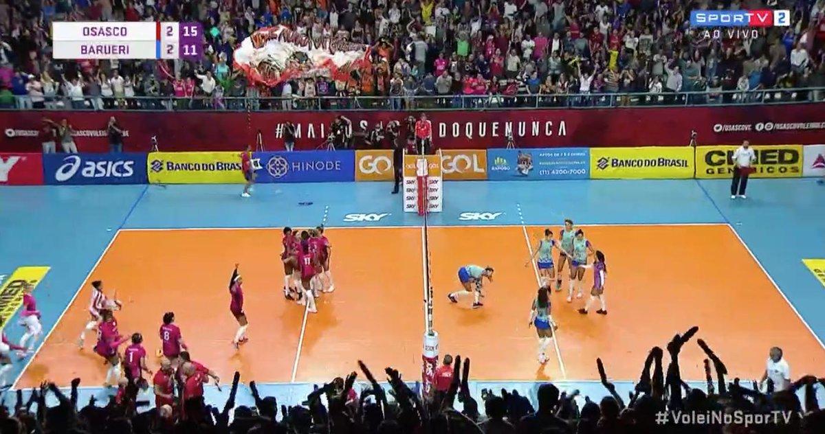 SporTV's photo on #voleinosportv