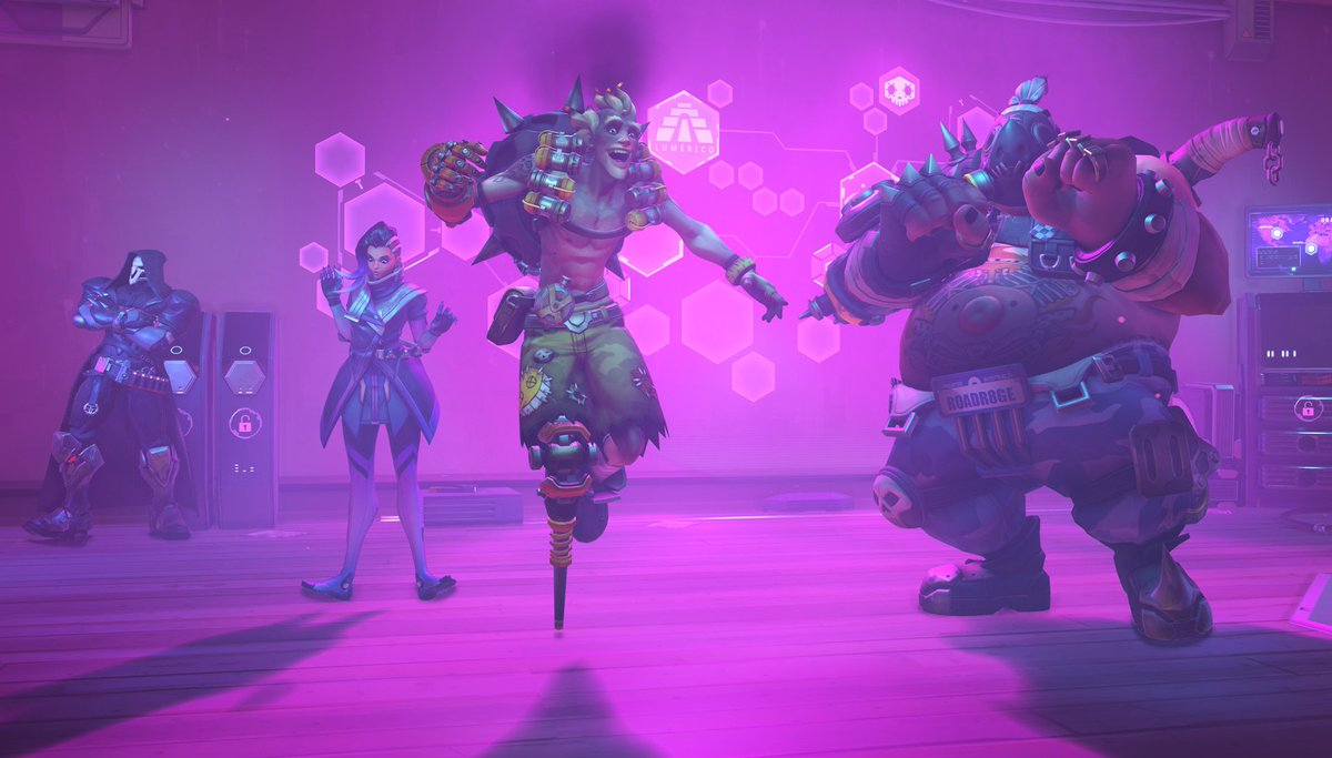 Blizzard says Overwatch toxicity is down 40 percent  http:// bit.ly/2JA3s4D  &nbsp;  <br>http://pic.twitter.com/ObFGgcnSl3