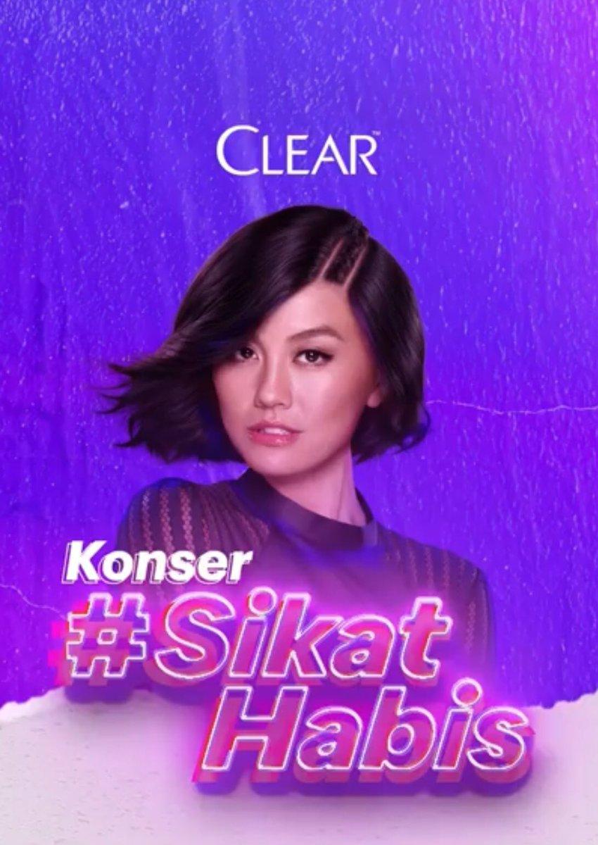 .@AGNEZMO will be performing at Konser #SikatHabis CLEAR;  • Today, at Livespace SCBD, South Jakarta, Indonesia (8.30 - 9.30 PM)  • Tomorrow, at Tranz Cafe, Samarinda, East Kalimantan, Indonesia (9.30 - 10.30 PM)  Enjoy AGNATION's Jakarta & Samarinda ❤️