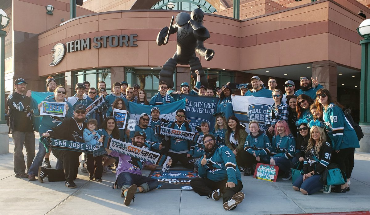 Stop us if you heard this one... &quot;There once were Sharks in a Duck Pond.&quot; #SJSharks  <br>http://pic.twitter.com/ClGqMgsZej
