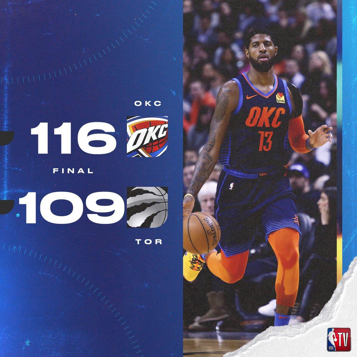 NBA TV's photo on #ThunderUp