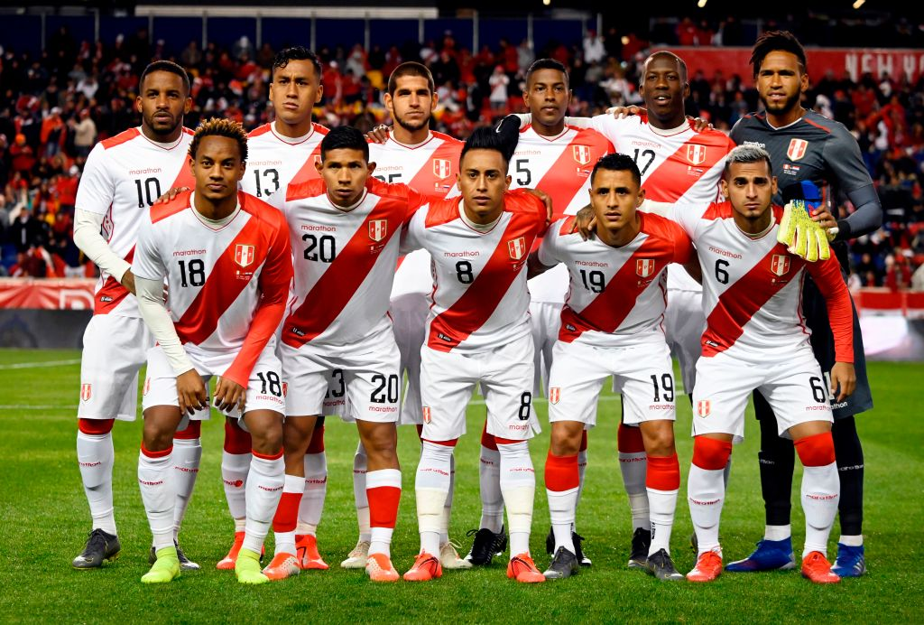 Peru 1 Paraguay 0 - Amistoso Internacional 2019 - Video D2TuN_FXgAE0Z9t