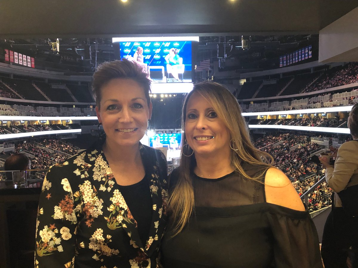 #IAmBecoming super excited to hear Michelle Obama speak. #girlpower @SturgeonFYI #yegevents
