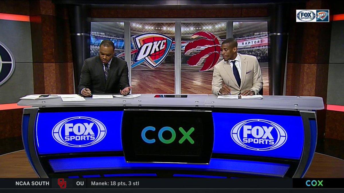 FOX Sports Oklahoma's photo on #ThunderUp