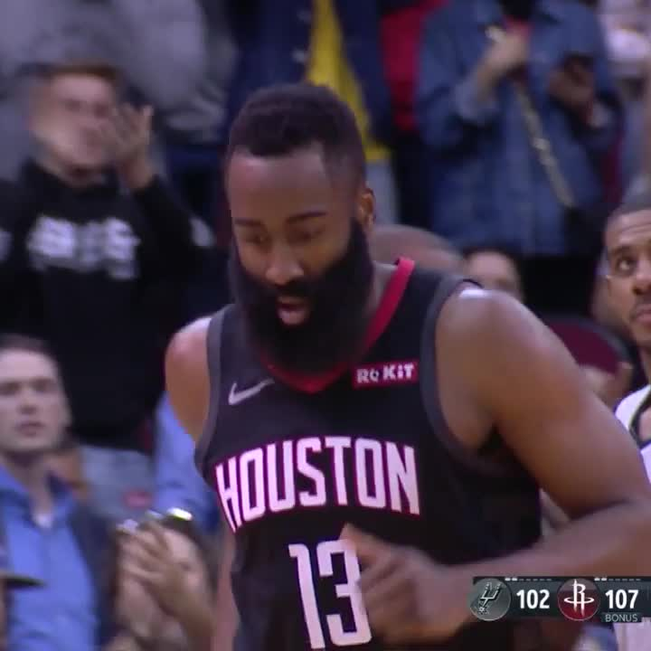 NBA TV's photo on James Harden