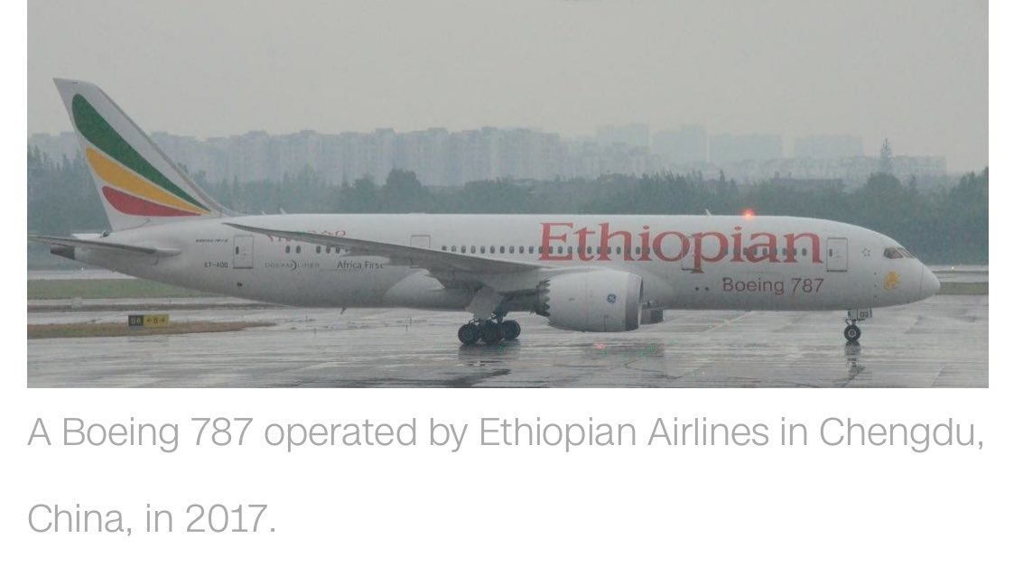 """""""An Aviation Pioneer"""". CNN has just published a well researched, fact based story about @flyethiopian. @jenniCNN, who wrote the story, traces ET's history from its humble founding 73 years ago to today, as Africa's largest airline. Link: https://www.cnn.com/2019/03/23/business/ethiopian-airlines-business/index.html… #Ethiopia #Africa"""
