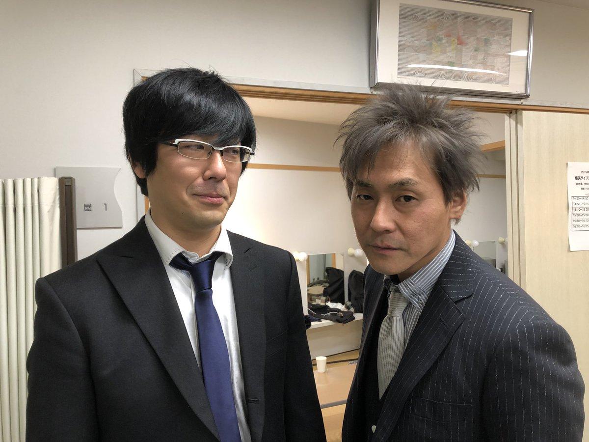 ヒロシ's photo on 東京03