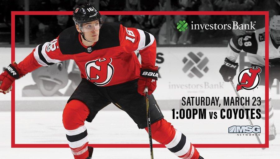 New Jersey Devils ( NJDevils)  3f4007646
