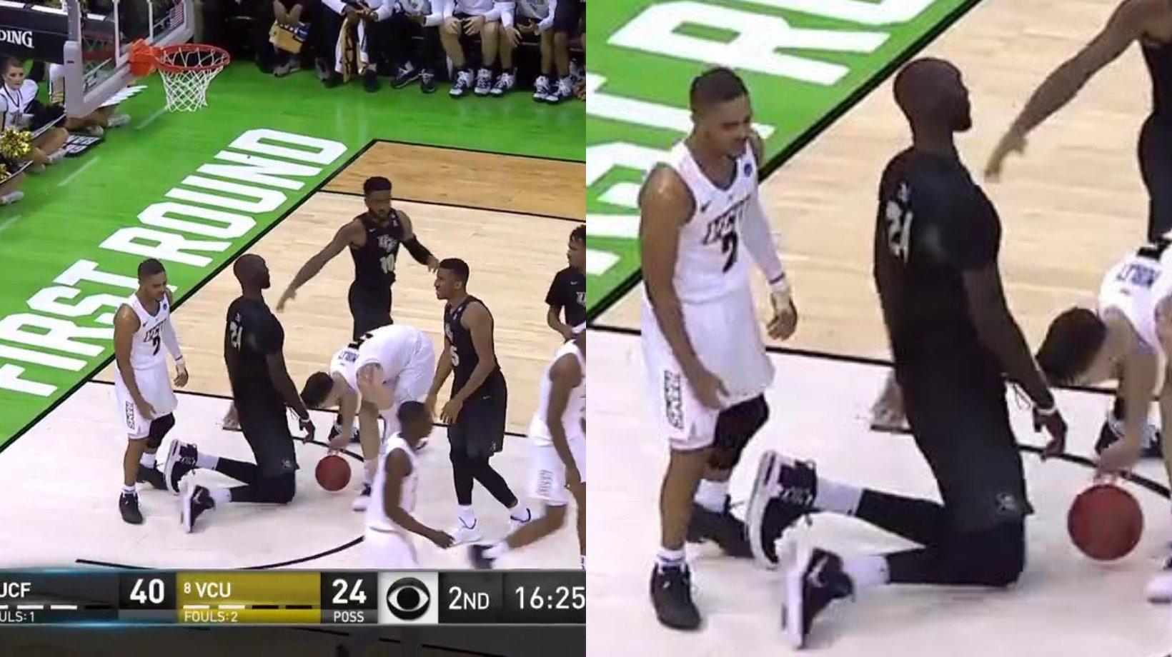 NBA又誕生超級怪物,臂展2米5,摸高3米1,站著不跳就能輕鬆灌籃!
