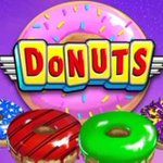 Image for the Tweet beginning: Read our Donuts slot review