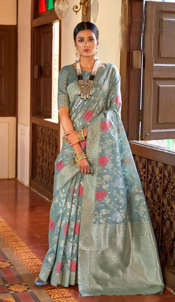 8fc339bacb Shop traditional silk sarees and Indian traditional sarees online Up to 55%  OFF Price shop