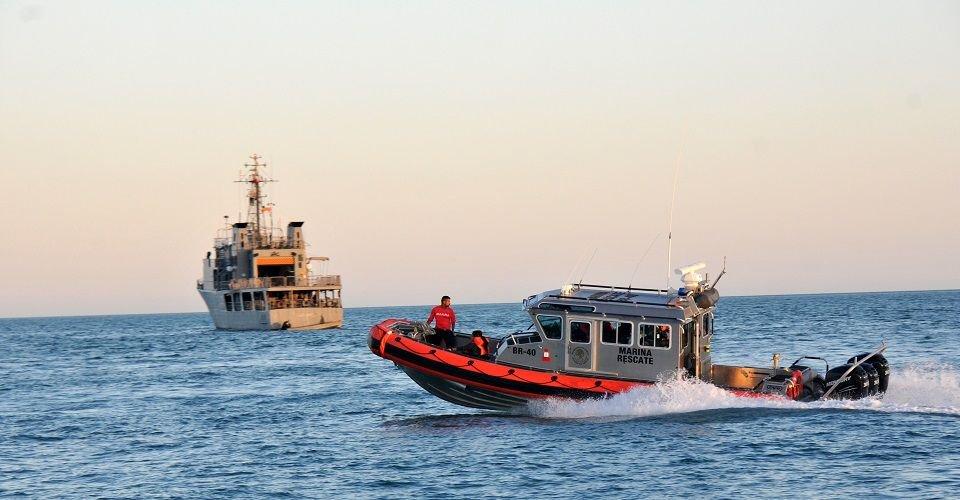 """Autoridades dicen que se logró un """"acuerdo histórico"""" en el Alto Golfo de California para impulsar la protección de la vaquita marina; pescadores de la zona dicen que no fueron contemplados. https://www.animalpolitico.com/2019/03/estrategia-vaquita-marina-pescadores-exclusion/…"""