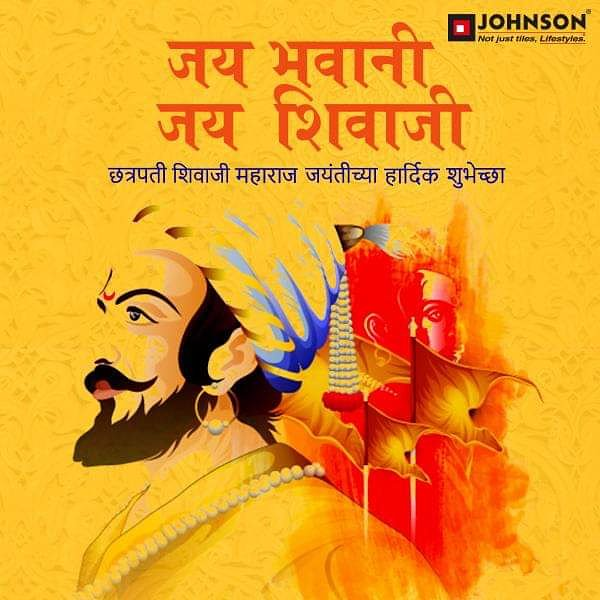 #Johnson salutes the ultimate Maratha warrior on #ChattrapatiShivajiMaharajJayanti<br>http://pic.twitter.com/5mPPdTrfRk