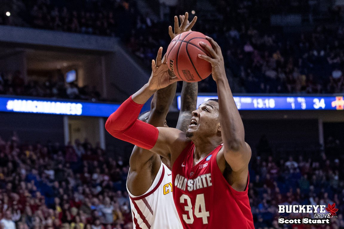 Kevin Noon's photo on Kaleb Wesson