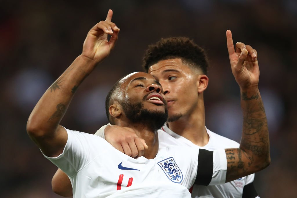 England and France bagged big #EURO2020 Qualifiers wins last night while Ronaldo's Portugal could not beat Ukraine.  Highlights >> http://bit.ly/SS_NOW 📺📱