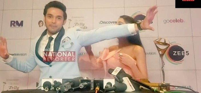 PIC 1 Parth : we have long line of ppl to tackle. PICTURE 2  Let&#39;s  slice them with our win.. PICTURE 3 #parica #KasautiiZindagiiKay @LaghateParth @IamEJF<br>http://pic.twitter.com/TeD8TbqjQB