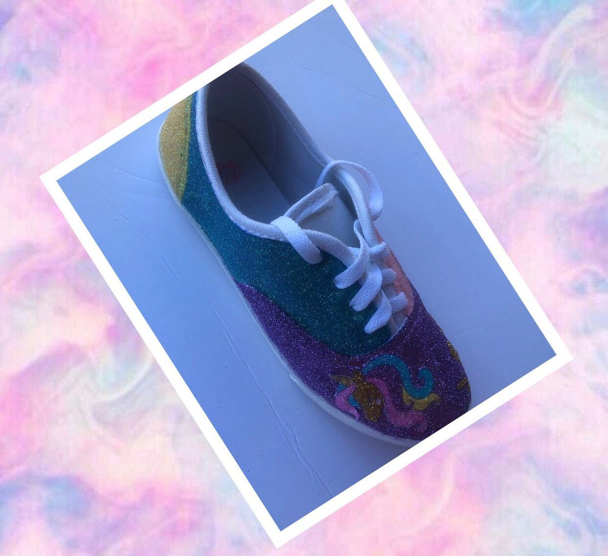 de438d2ef2dbd0 Excited to share this item from my  etsy shop  Unicorn Rainbow Kids Girls  Glitter