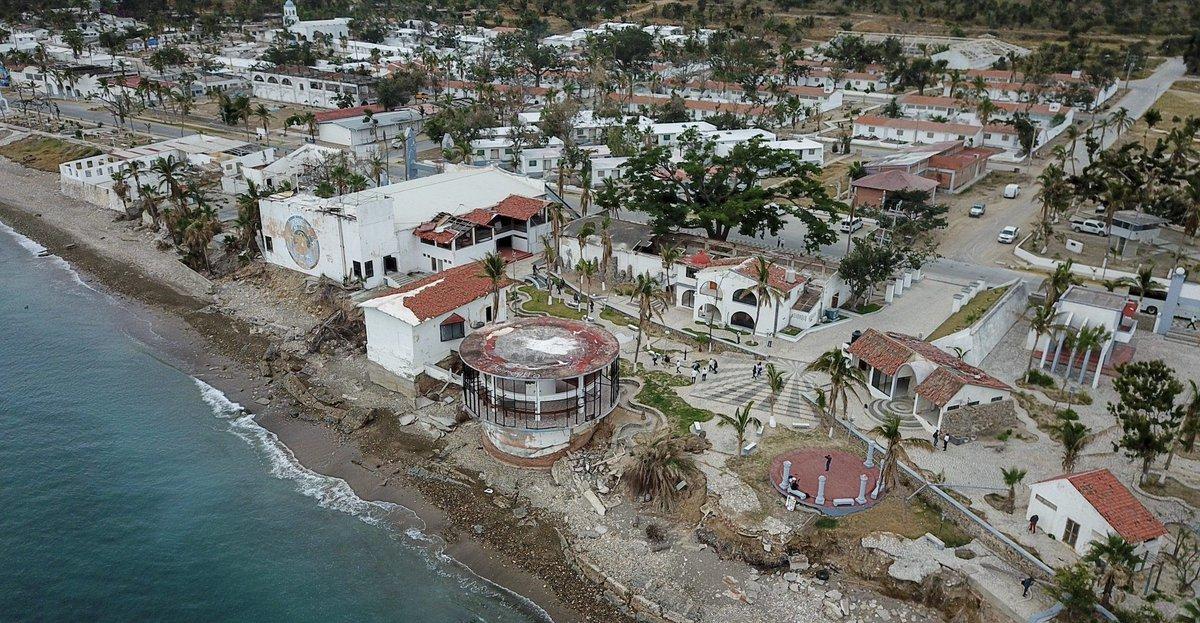 Por más de 100 años, las Islas Marías fueron una Colonia Penal Federal; hoy luce vacía, a la espera de convertirse en un Centro Cultural. https://www.animalpolitico.com/2019/03/interior-islas-marias/…