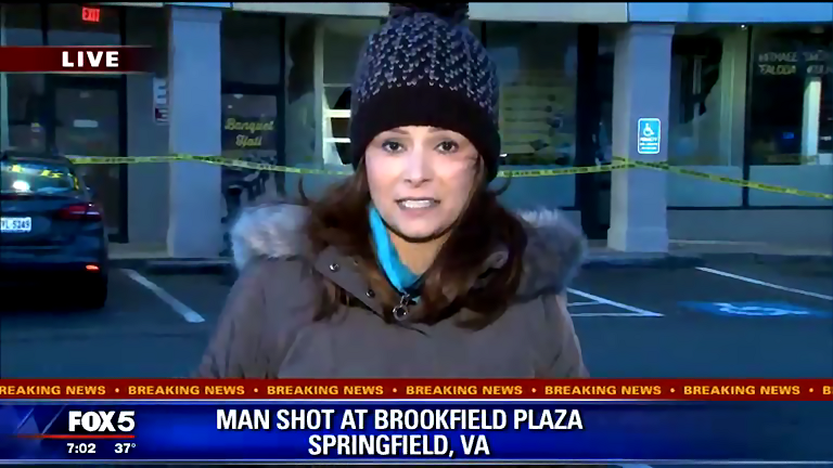 Man shot at Brookfield Plaza Springfield @AnjaliHemphill reporting for @fox5dc https://youtu.be/ZO2XzuGSAlA