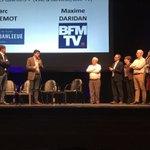 Nous avons officialisé la création de l'Association « VQ-Vu des Quartiers » avec @MaximBey @BFMTV qui permettra de porter l'annuaire des interlocuteurs destiné à diversifier le sourcing des médias et aux acteurs de se réapproprier leurs histoires et leurs quartiers. On avance !