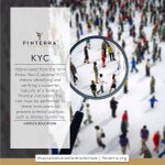 Image for the Tweet beginning: KYC is applied to prevent