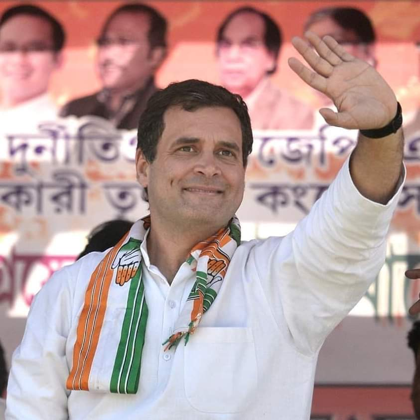 I am grateful to @INCIndia President Sh. @RahulGandhi for coming to Bengal and addressing the people of Malda. There is a sense of a new energy and rejuvenation in @INCWestBengal after hearing your speech today.  #HridMajhareRahul<br>http://pic.twitter.com/ntG3wsaM8I
