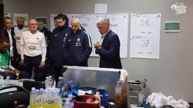 Equipe de France ⭐⭐'s photo on Moldavie