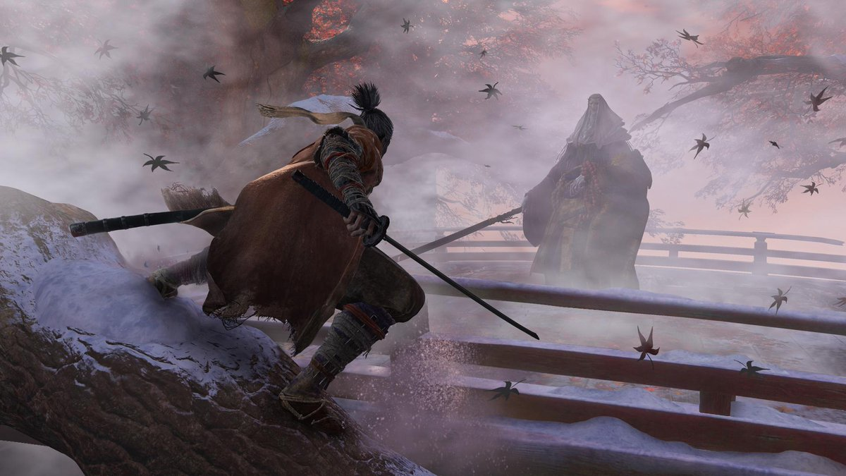 Sekiro: Shadows Die Twice is out now on PS4!   Here's how those hundreds of hours of Dark Souls and Bloodborne experience will (and won't) help you: https://play.st/2CuvMPR