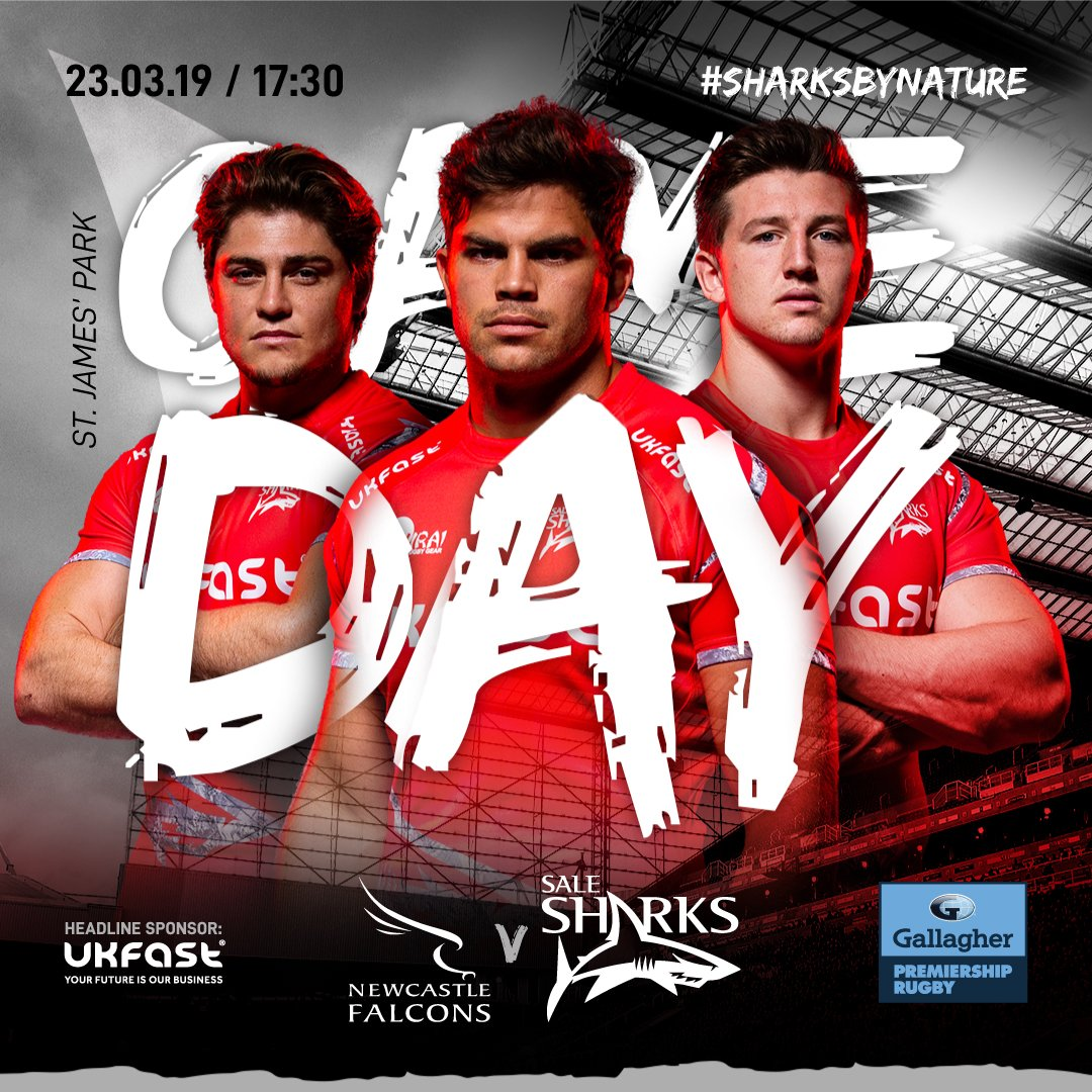 Sale Sharks🦈's photo on #GameDay