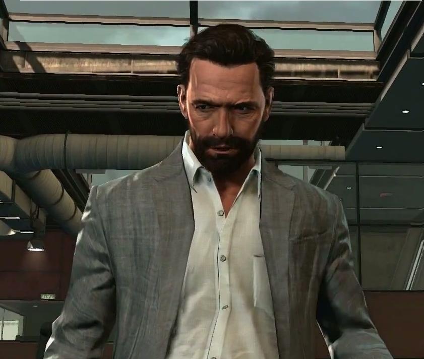 Nick Robinson On Twitter Joe Lo Truglio Has Max Payne 3 Energy