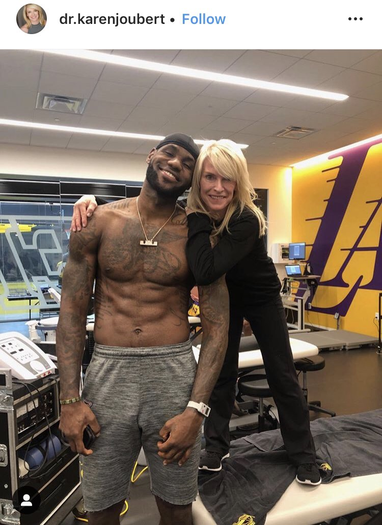 Lakers fans are trash. He should have sat out the whole season. I wonder how many of you idiots are going to call this woman a liar.
