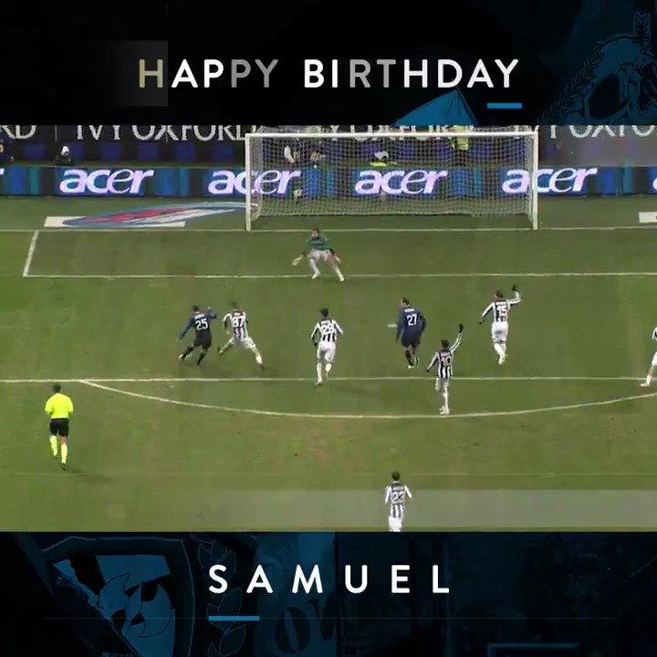 🇦🇷 | SELAMAT ULANG TAHUN  Walter Samuel berusia 4⃣1⃣ tahun hari ini! 🎂  Golnya yang satu ini, sulit untuk dilupakan! 😍  #InterForever 🖤💙