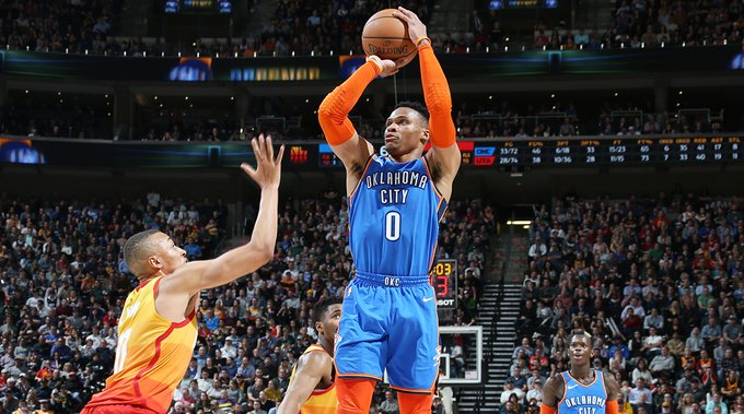 Russell Westbrook's inefficiency isn't necessarily a problem. The issue is the volume http://go.si.com/4JojAtO