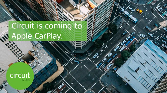 Coming soon: Circuit for Apple CarPlay! Learn more from our blog:  https://t.co/RUnoNucUdf  #New...