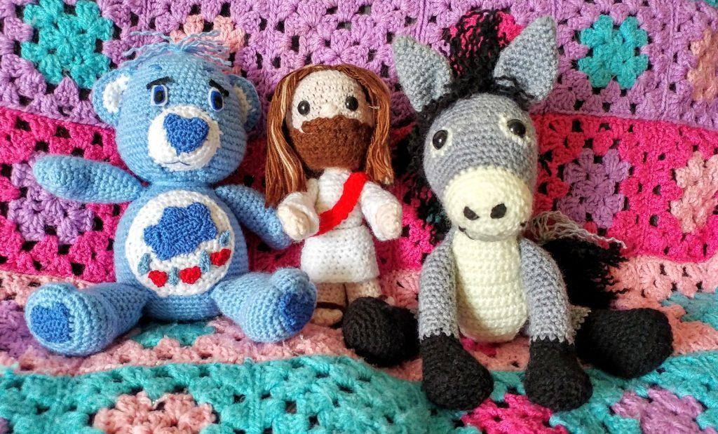 Crochet Care Bear Patterns Free Video Tutorial Cute Ideas | 619x1024