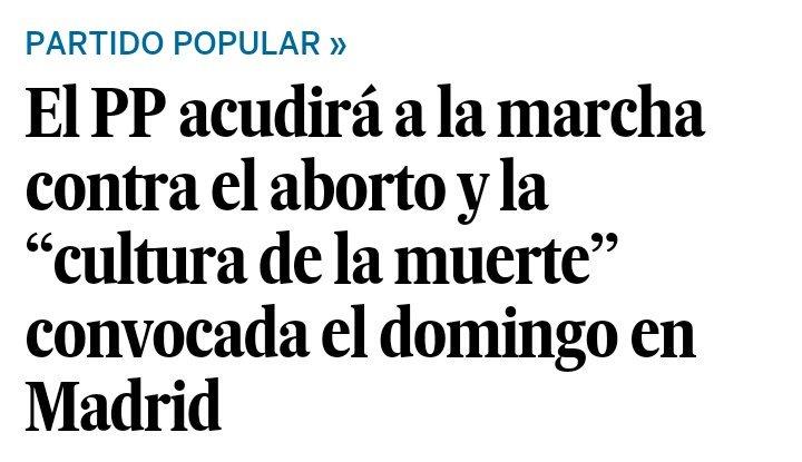 """¿Contra la """"cultura de la muerte""""? ¿Van a exigir que España deje de fabricar y vender armas a Arabia Saudí, por ejemplo? ¿Que España salga de la OTAN? ¿Que no se deje morir en el Mediterráneo a miles de inmigrantes? ¿Que España acoja a refugiados que huyen de la guerra?"""