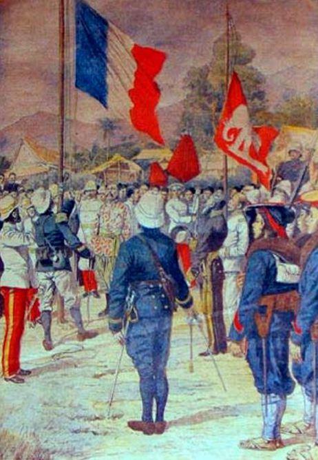 #Le23Mars1906 ๒๓ มีนาคม ๒๔๔๙ #ตราด ได้เอกราชจาก #ฝรั่งเศส หลังตกเป็นอาณานิคม ๒ ปี ๖ เดือน ๗ วัน #IndependenceDay